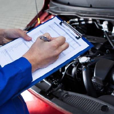 جدول صيانة - صيانة السيارة