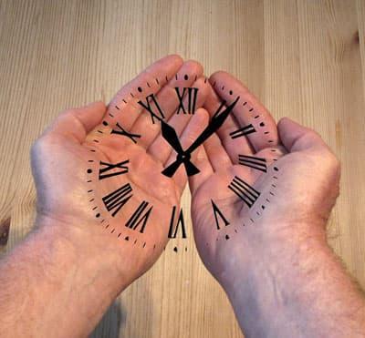 يوفر هدر الوقت